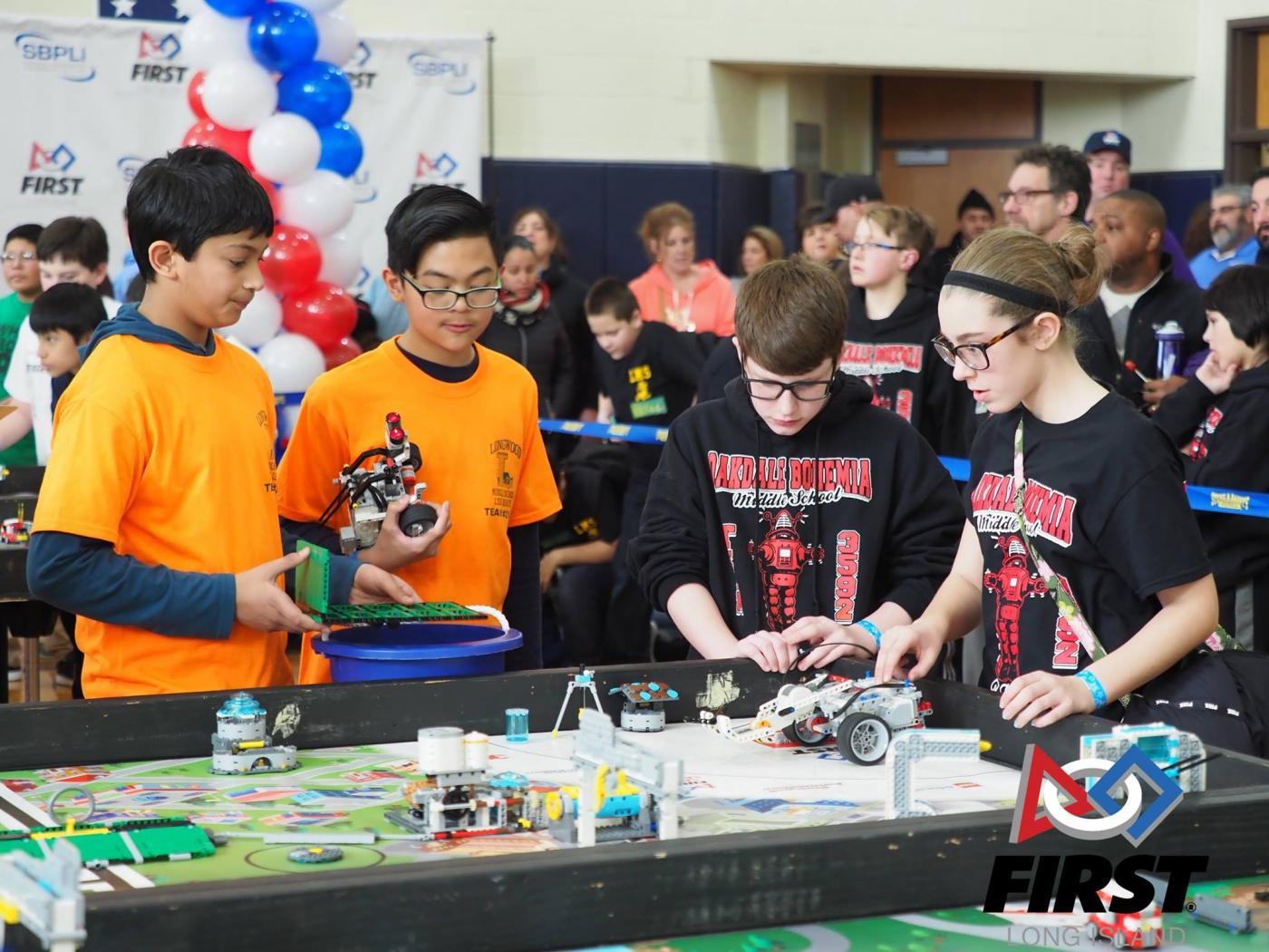 FLL Qualifiers Photo