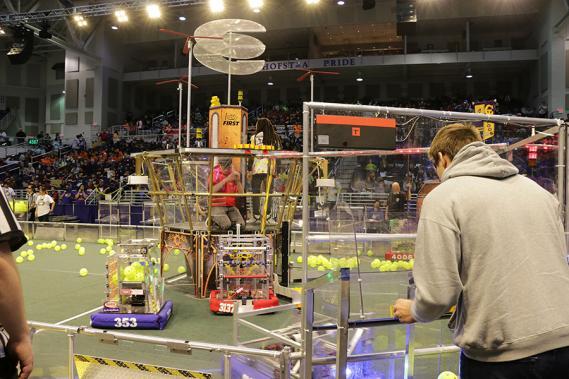 2017 SBPLI Long Island Regional - FIRST Robotics Competition